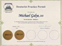Denturist-Practice-Permit-Mike
