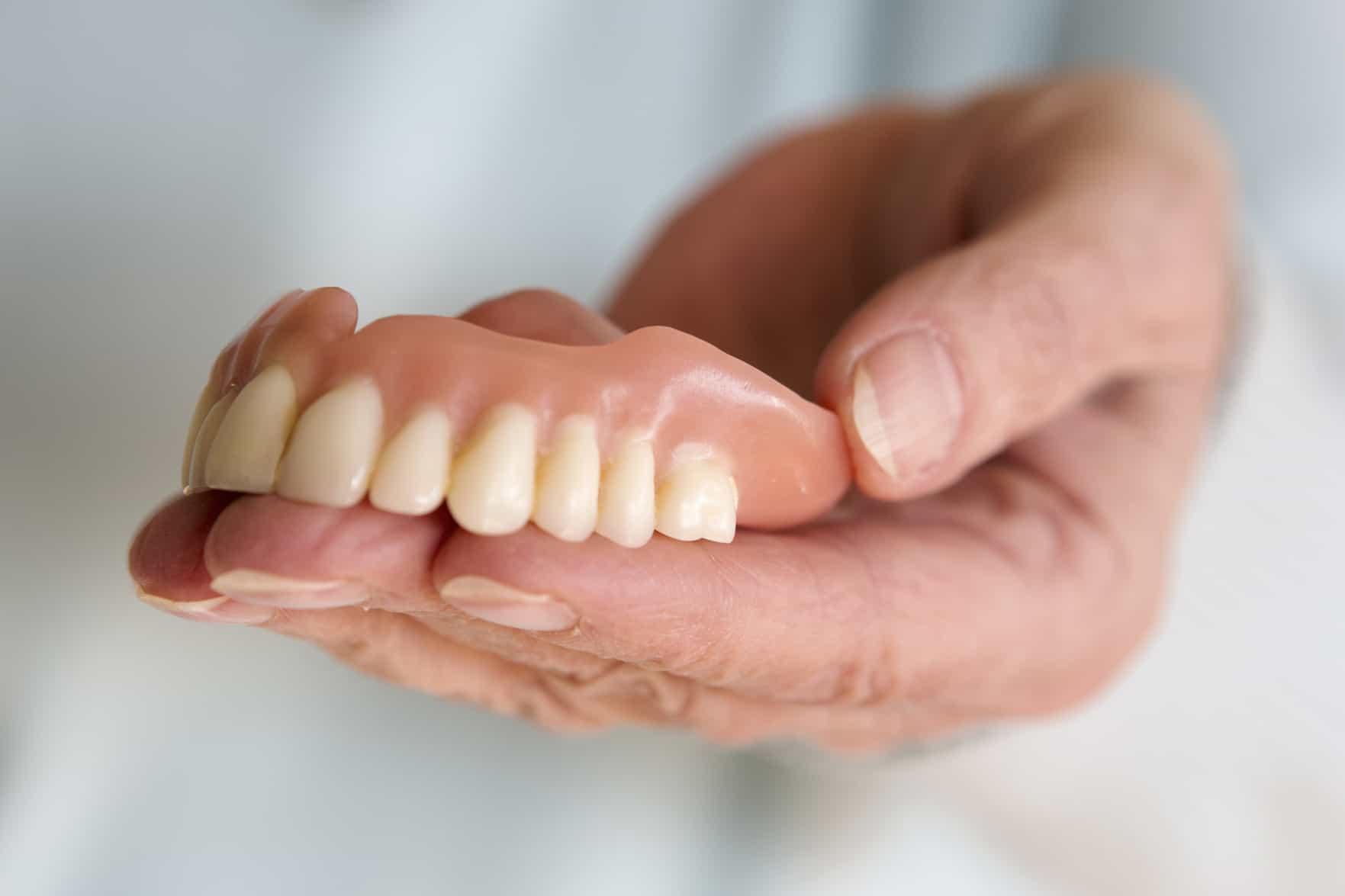 Why Its Important To Remove Your Dentures At Night