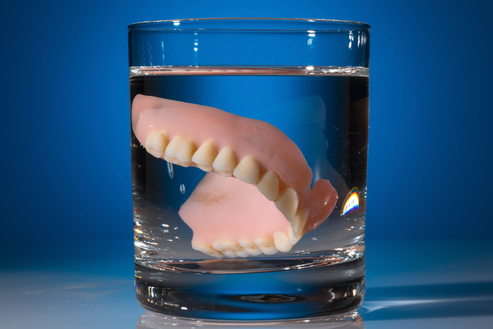 Why Do Dentures Sometimes Smell Bad?