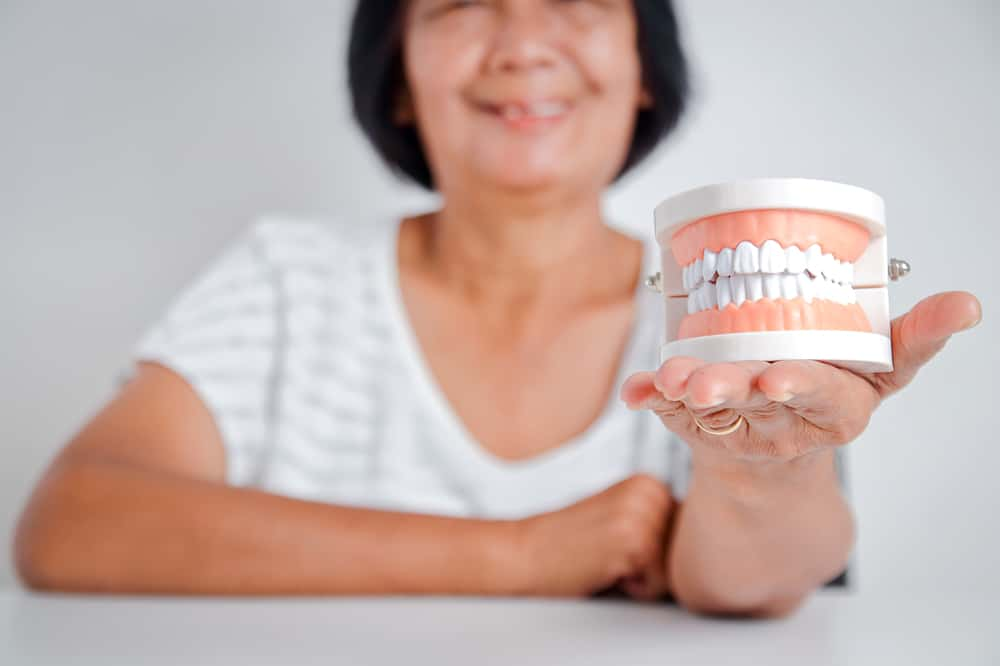 What's Causing Your Dentures To Smell And What Can You Do About It