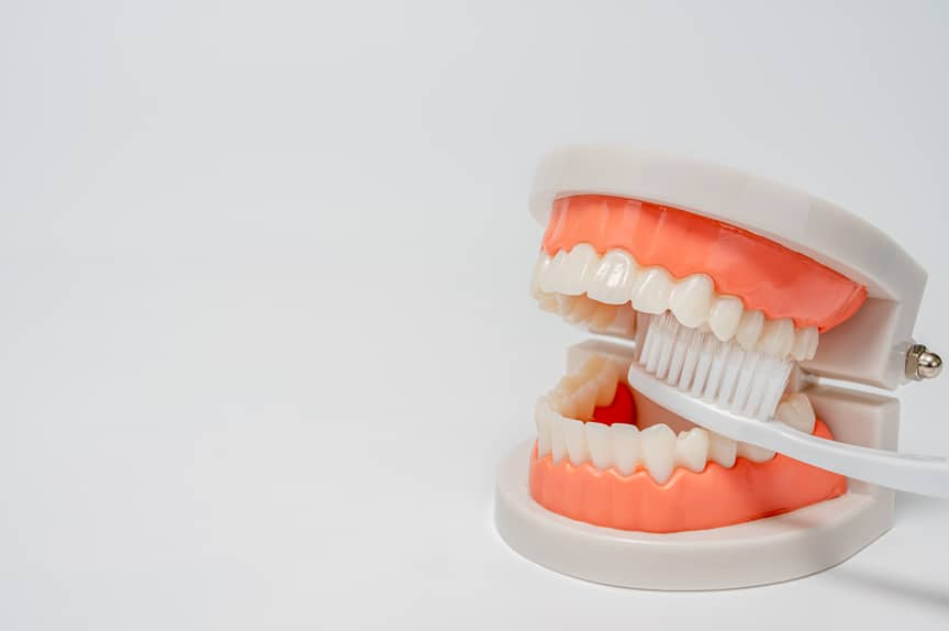 Getting Rid Of Tartar From Your Dentures
